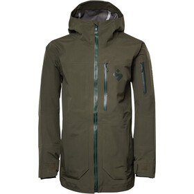 Sweet Protection Crusader X Gore-Tex Jacket Herre Pine Green